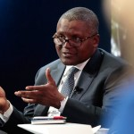 Dangote finally addresses how he amassed his wealth without father's money, Dangote talks about when he will buy Arsenal , Aliko Dangote defends border closure, reacts to Dangote Cement result