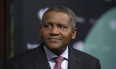 Dangote finally addresses how he amassed his wealth without father's money, Dangote concludes plan to secure 10,000 trucks from Indonesia ,Dangote and other Nigerians hold form as Forbes releases the richest African billionaires list , Dangote injects N63 billion to revive moribund ANAMMCO in Southeast, Dangote subsea pipeline to handle three billion gas supply, link Niger Delta to Lekki, Dangote Fertilizer Contractor Staff tests Negative to COVID-19, Dangote: Report illegal haulage, Shares in Dangote Sugar held by Aliko Dangote has added N90 billion to his wealth in 364 days