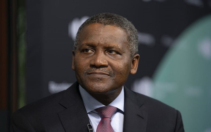 Dangote finally addresses how he amassed his wealth without father's money, Dangote concludes plan to secure 10,000 trucks from Indonesia ,Dangote and other Nigerians hold form as Forbes releases the richest African billionaires list , Dangote injects N63 billion to revive moribund ANAMMCO in Southeast, Dangote subsea pipeline to handle three billion gas supply, link Niger Delta to Lekki, Dangote Fertilizer Contractor Staff tests Negative to COVID-19