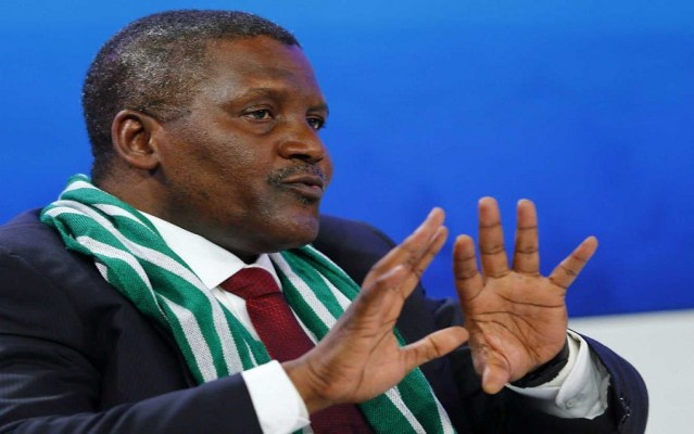 Dangote finally addresses how he amassed his wealth without father's money
