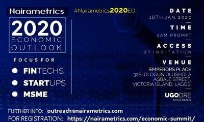Nairametrics 2020 Economic Outlook Hangout