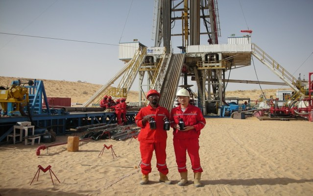 Andrew Knott, Savannah Petroleum
