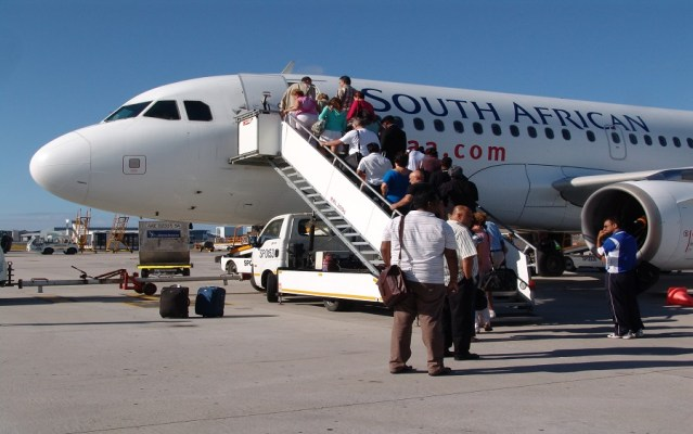 South African Airways to cancel some African routes, as revenue loss bites