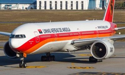 TAAG-Angola Airlines, SAHCO sign deal as national carrier resumes operation in Nigeria