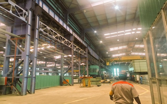 FIRS faceoff close to grounding Chinese firm, WEMPCO Steel Mill Limited