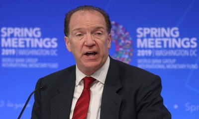 World Bank accuses AfDB, Asianbank, othersof worsening Nigeria's debt problem, World Bank deploys $150 billion to save the world from global meltdown