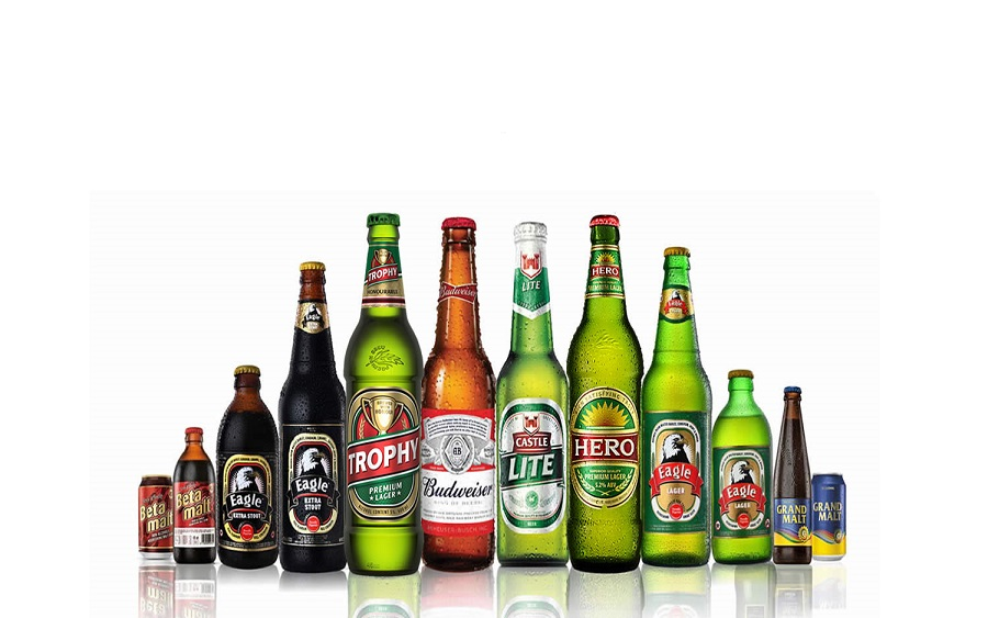 Despite intensive advertising, International Breweries reported lower revenue and a loss