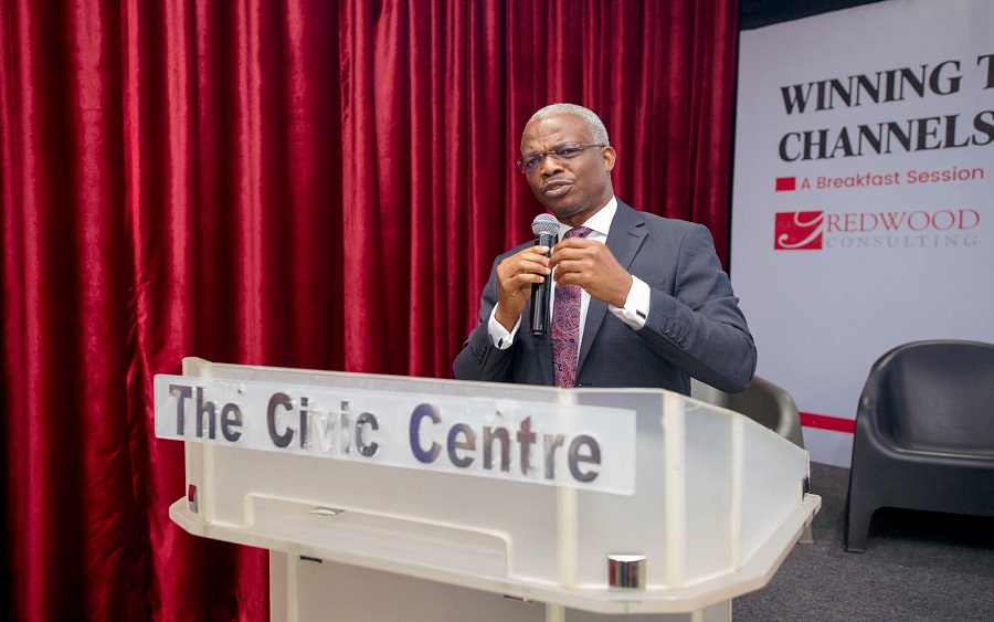 Dr. Doyin Salami, others attend maiden edition of Winning the Channels Series
