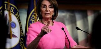 US House Speaker, Pelosi, Atiku, react to US travel ban on Nigerians, others