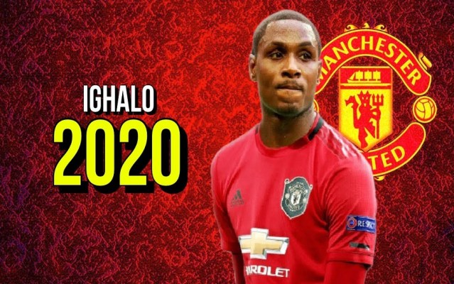 Ighaloto earn N1.4 billion in six months at Manchester United
