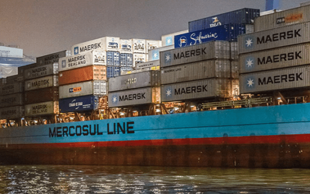 Maersk, Safmarine deny dumping Lagos, as port challenges affect operations