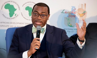Akinwunmi Adesina, Afdb, Africa's GDP could fall by 3.4% in 2020 if COVID-19 continues – AFDB