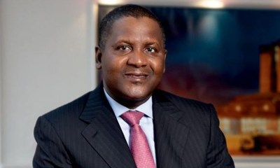 Aliko Dangote rallies private sector operators against COVID-19, 10 fantastic things Aliko Dangote has done in the last 10 years