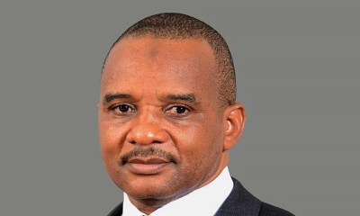 Bashir Jamoh, new Director General, NIMASA