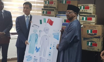 China lends helping hand, as Nigeria seeks support in fight against coronavirus