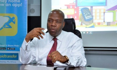 Ecobank Nigeria, Global Finance Names Ecobank Most Innovative Bank in Africa