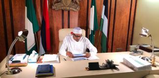 COVID-19: Buhari orders shut down of all international airports for 4 weeks