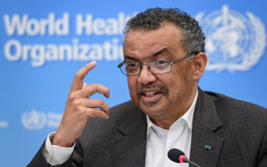 Coronavirus: WHO says Nigeria is among countries with highest cases |