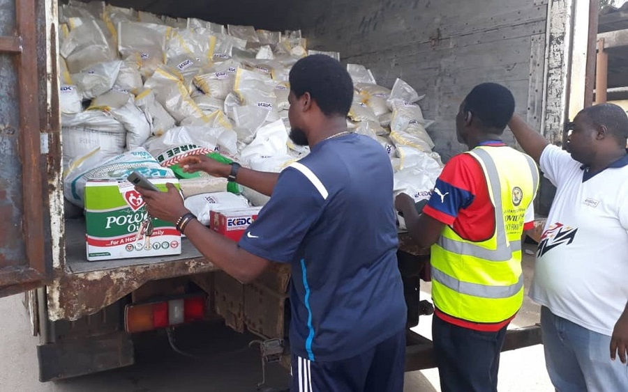 DisCos distribute relief items worth millions of naira to cushion lockdown effects - Nairametrics