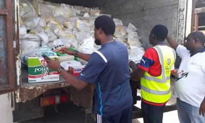 DisCos distribute relief items worth millions of naira to cushion lockdown effects