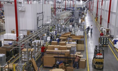 Manufacturing: Activity levels pick up albeit readings still below water