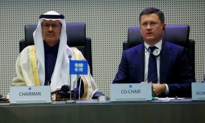 OPEC and Russia's emergency meeting postponed to 9th April 2020