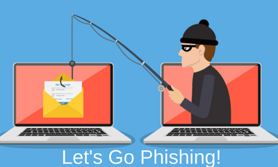 Banking related phishing up 9% in 2019, e-stores down 10%