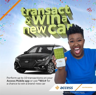 Access Bank Launches AccessMore Mobile App for Seamless Transactions.