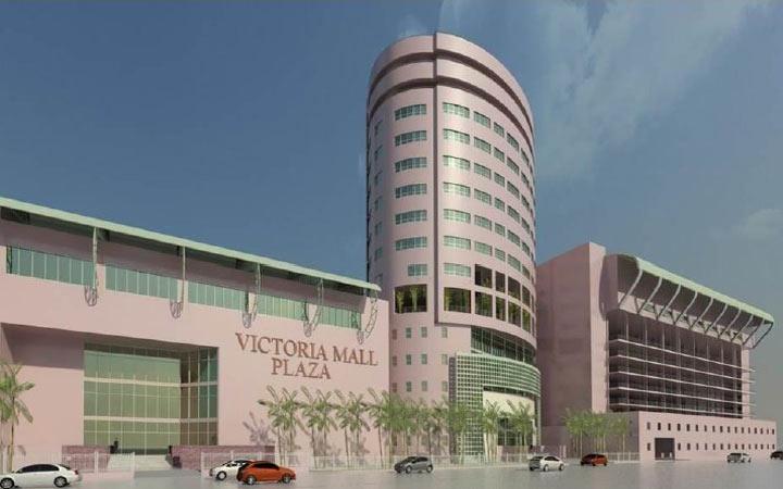 UACN's Victoria mall Plaza