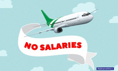 Local Airlines tell staff to forget April salary.