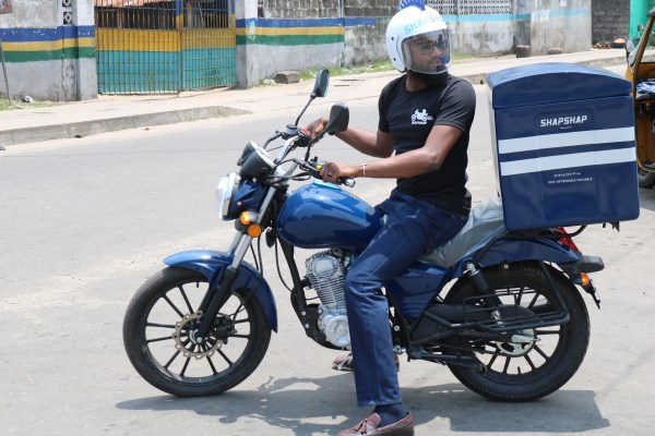 ShapShap: Braving coronavirus and transforming last-mile delivery in Africa, one ride at a time.