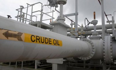 oil prices, Nigeria's Bonny light rise to about $27/barrel, oil prices set for 3-week consecutive gain