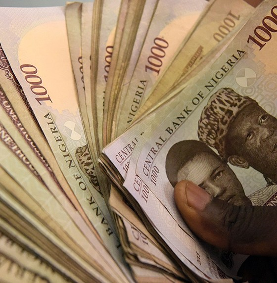 Having so much naira wealth does not guarantee you getting dollars