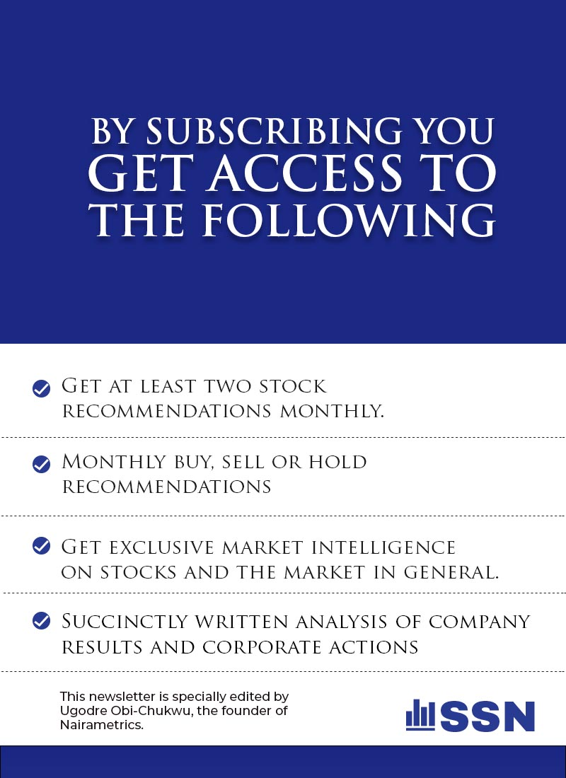 newsletter stock subscription