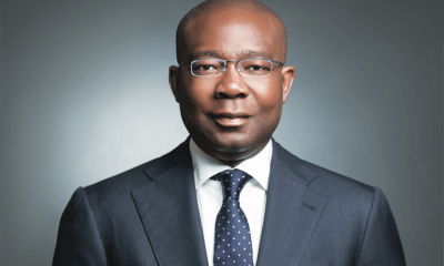 Meet Aig-Imokhuede, the lawyer-turned-banker who turned an unranked bank into a tier one bank