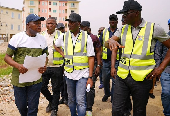 Lekki regional road: Sanwo-Olu revokes land titles of Elegushi Royal family