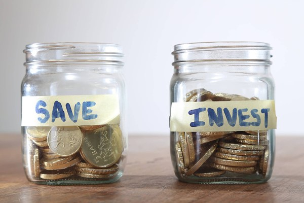 Let us talk about Saving and Investment
