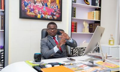 Sijibomi Ogundele, MD/CEO Sujimoto