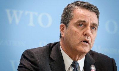 WTO discloses nomination window for DG selection