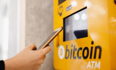 There are now 10,016 Bitcoin ATMs globally