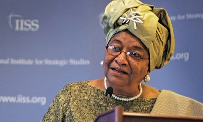 Former Liberian President to sit on WHO review panel of Covid-19 response effort