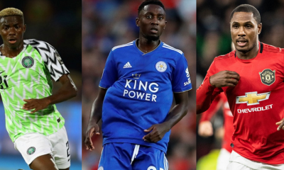 Top earning Nigerian footballers in Europe