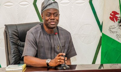 Oyo sets up N500 Million fund each for youth entrepreneurs, compensation for victims of police brutality, #EndSARS: State Governors should have necessary powers to control the Police Force - Seyi Makinde, Seyi Makinde Proposes N3 Billion plan for water supply