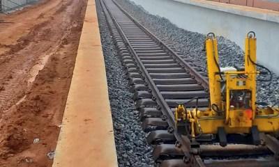 Ebute Metta Railway Station is 99% ready- Presidency