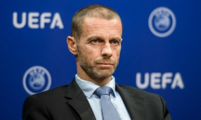 UEFA to cut prize money for next 5 seasons due to financial impact of COVID-19