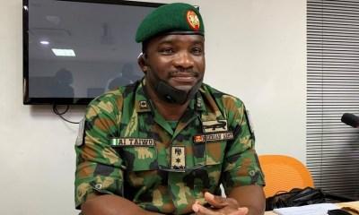 #EndSARS: We fired blanks, no casualties reported in Lekki - Nigerian Army