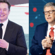 Elon Musk surpasses Bill Gates' wealth, now worth $128 billion