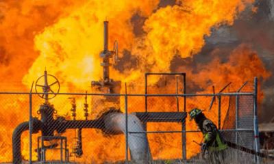 Economy on edge as militants blow up Shell/Agip gas pipelines