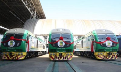 Lagos Ibadan train