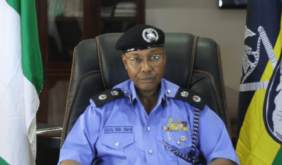 Newly appointed IGP unveils policing vision   Nairametrics